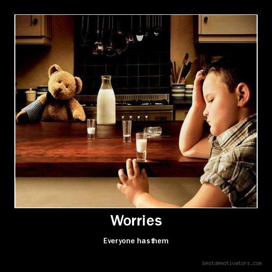 беспокойство