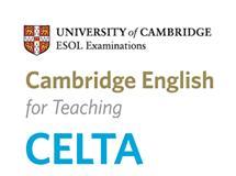 Логотип CELTA