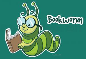 Идиома bookworm