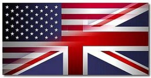 британо-американский флаг