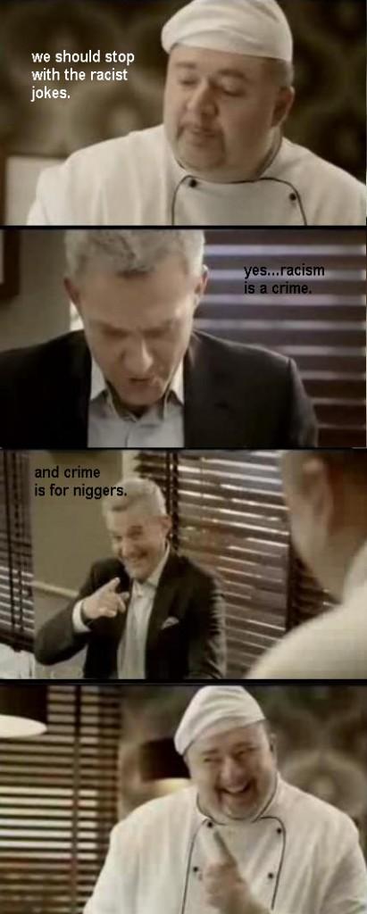 Шутки на тему расизма