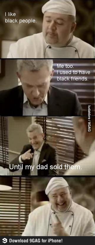 Шеф расист картинки