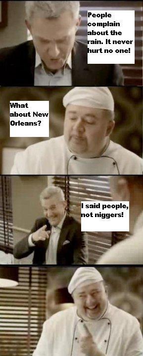 Повар-расист комиксы на английском