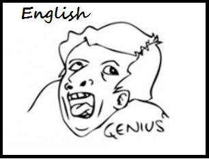 Гений английского