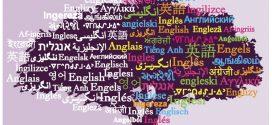 Статистика изучения английского языка в мире