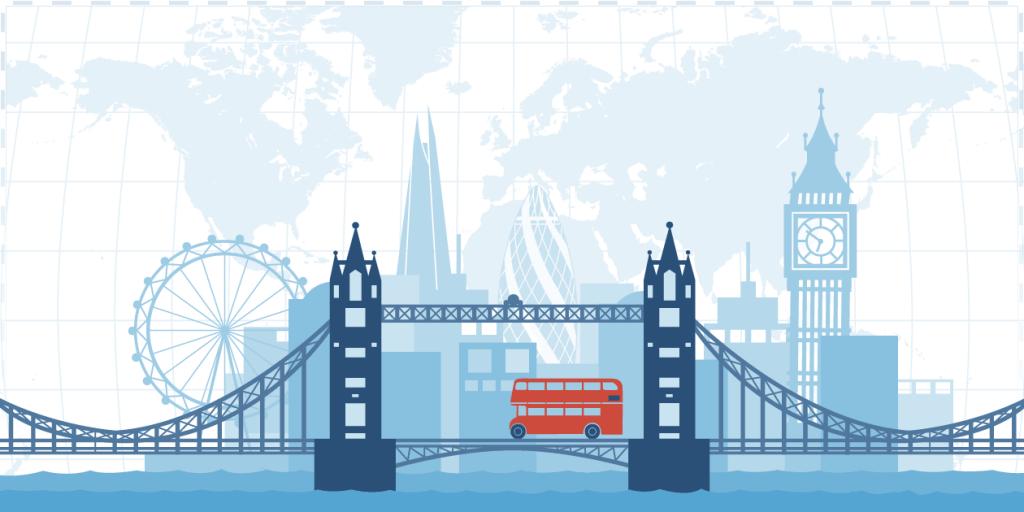 рисунок Лондона