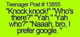 Knock knock шутки