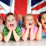 Лагерь для детей с английским