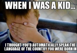 изучение языка у ребенка