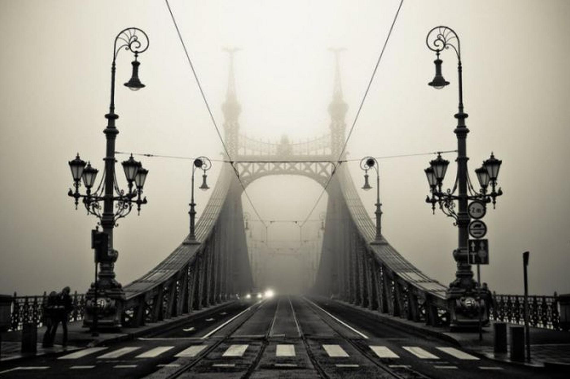 Мистический мост в Лондоне