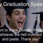 речь студента