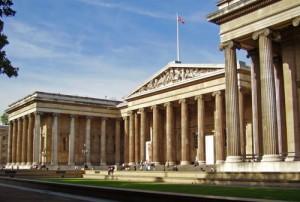 Британский музей в Лондоне фото